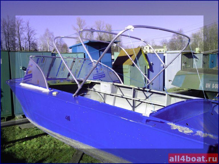 дуги для лодки