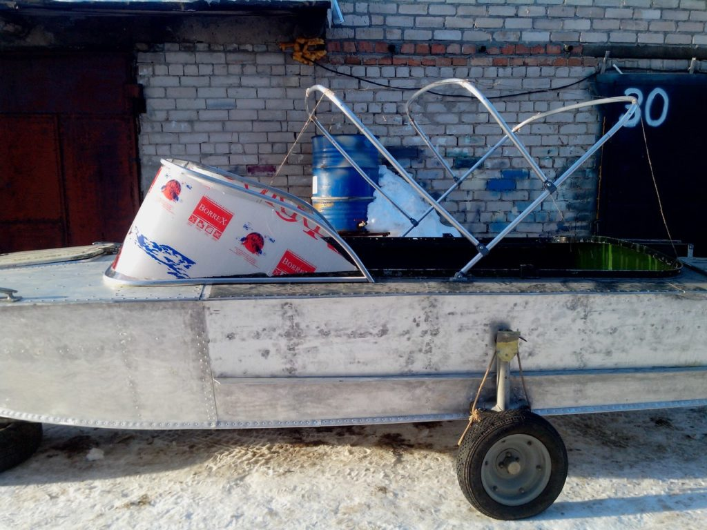 Стекло для лодки прогресс 2 своими руками 96