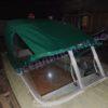 Прогресс-4. <br>Тент ходовой для стекла с калиткой 119