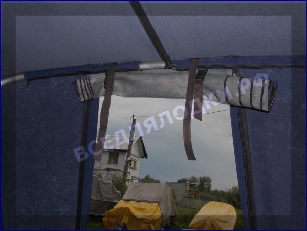 Прогресс-4. <br>Тент ходовой для стекла с калиткой 10