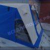 Прогресс-4. <br>Тент ходовой для стекла с калиткой 88