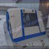 Прогресс-4. <br>Тент ходовой для стекла с калиткой 90