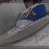 Прогресс-4. <br>Тент ходовой для стекла с калиткой 92
