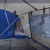 Прогресс-4. <br>Тент ходовой для стекла с калиткой 95