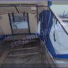 Прогресс-4. <br>Тент ходовой для стекла с калиткой 104