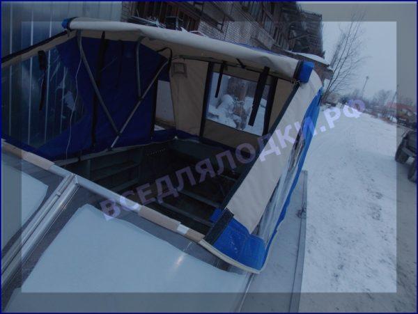 "Тент. Прогресс-4. Тент для стекла с калиткой серии ""Спорт"". 8"
