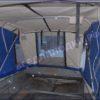 Прогресс-4. <br>Тент ходовой для стекла с калиткой 106
