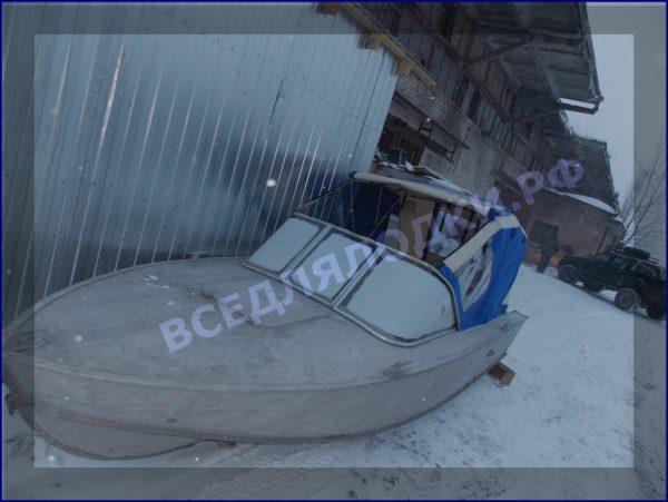 Прогресс-4. <br>Тент ходовой для стекла с калиткой 39