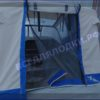 Прогресс-4. <br>Тент ходовой для стекла с калиткой 111