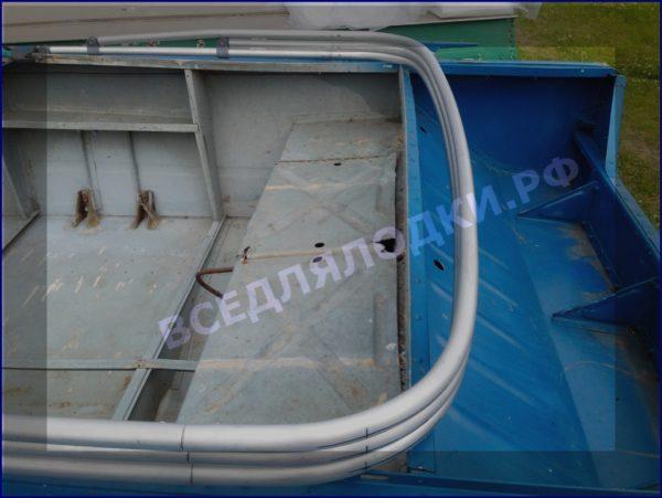 Прогресс-4. <br>Тент ходовой для стекла с калиткой 7