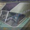 Прогресс-2.<br> Стекло в рамке с калиткой для выхода на нос 27