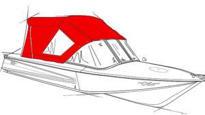 Тент на лодку