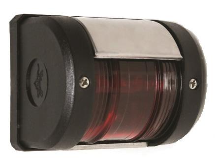 Бортовой навигационный огонь красного цвета (лампа)