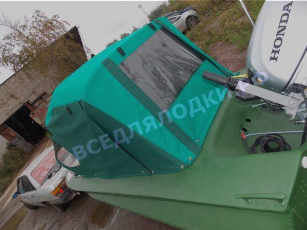 Обь-1. <br>Тент ходовой для стекла с калиткой 23