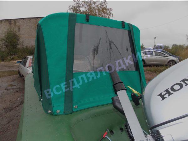 Обь-1. <br>Тент ходовой для стекла с калиткой 22