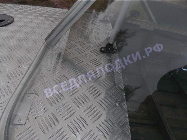 Обь-1. <br>Тент ходовой для стекла с калиткой 18