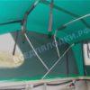 Обь-1. <br>Тент ходовой для стекла с калиткой 42