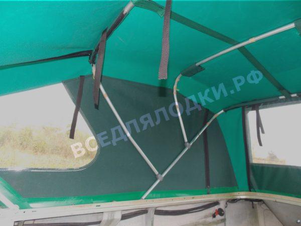 Обь-1. <br>Тент ходовой для стекла с калиткой 14