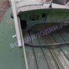 Обь-1.<br>Стекло в рамке с калиткой для выхода на нос 47