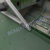 Обь-1.<br>Стекло в рамке с калиткой для выхода на нос 48