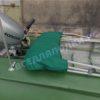 Обь-1. <br>Тент ходовой для стекла с калиткой 31