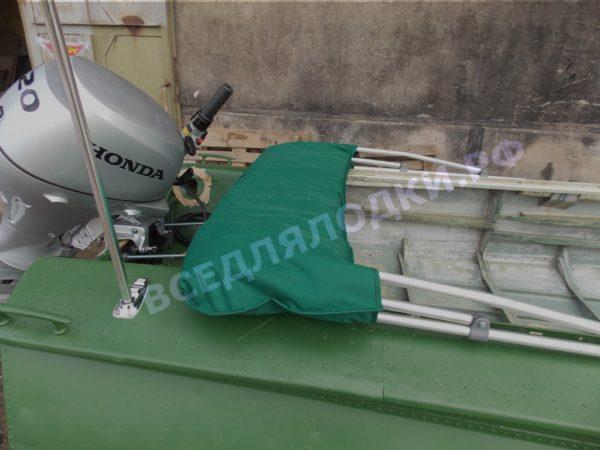 Обь-1. <br>Тент ходовой для стекла с калиткой 3