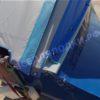 Казанка-1. <br>Тент ходовой для стекла с калиткой 96