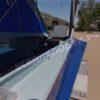 Казанка-1. <br>Тент ходовой для стекла с калиткой 100