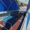 Казанка-1. <br>Тент ходовой для стекла с калиткой 101