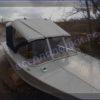 Днепр. <br>Тент ходовой для стекла с калиткой 33