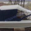 Днепр. <br>Тент ходовой для стекла с калиткой 35