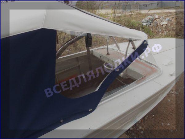 Днепр. <br>Тент ходовой для стекла с калиткой 13
