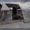 Днепр. <br>Тент ходовой для стекла с калиткой 57