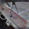 Днепр.<br> Стекло в рамке с калиткой для выхода на нос 44