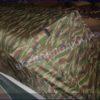 Казанка-1. <br>Тент ходовой для стекла с калиткой 66