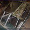 Казанка-1. <br>Тент ходовой для стекла с калиткой 68