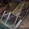 Казанка-1. <br>Тент ходовой для стекла с калиткой 69