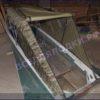 Казанка-1. <br>Тент ходовой для стекла с калиткой 73