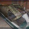 Казанка-1. <br>Тент ходовой для стекла с калиткой 76
