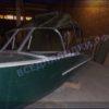 Казанка-1. <br>Тент ходовой для стекла с калиткой 79
