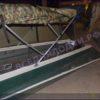 Казанка-1. <br>Тент ходовой для стекла с калиткой 82