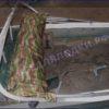 Казанка-1. <br>Тент ходовой для стекла с калиткой 87