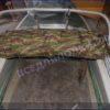 Казанка-1. <br>Тент ходовой для стекла с калиткой 89