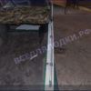 Казанка-1. <br>Тент ходовой для стекла с калиткой 90