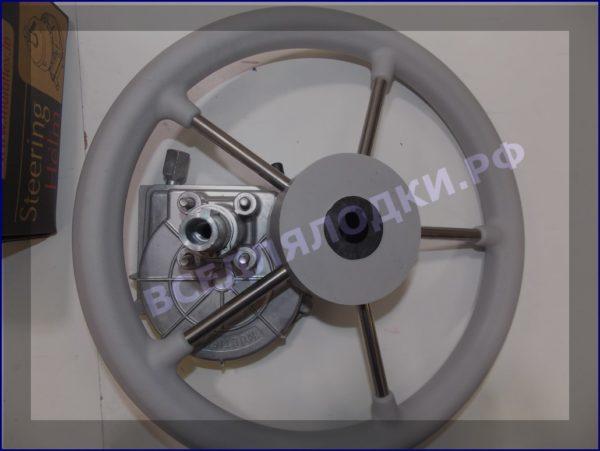 Рулевой редуктор LMH-201 А В (T-67) (черная накладка) 8
