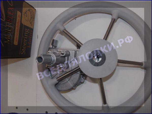 Рулевой редуктор LMH-201 А В (T-67) (черная накладка) 9