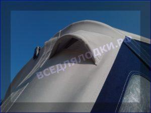 Дефлектор с москитной сеткой 100х100 мм