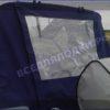 Воронеж. <br>Тент ходовой для стекла с калиткой 28
