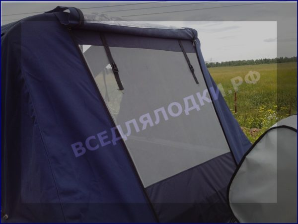 Воронеж. <br>Тент ходовой для стекла с калиткой 7