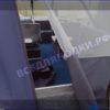 Воронеж. <br>Тент ходовой для стекла с калиткой 31